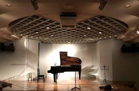 フルートとピアノのユニット